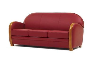 3 Seater Fabric Sofa City