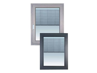 Thermal break window ETERNITY MAXI 68 | Top-hung window
