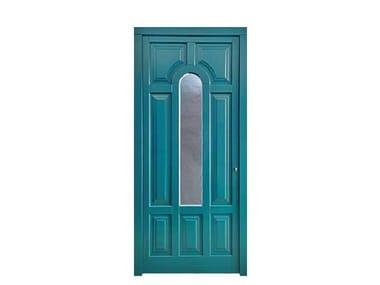 Glazed entry door PORTONCINI INTELAIATI | Glazed entry door