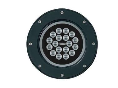 Proiettore per esterno a LED in alluminio ATLANTIQUE