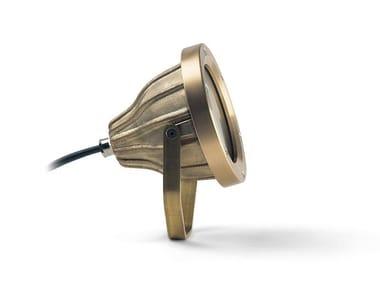 Lampada ad immersione in bronzo 1700 NETTUNO | Lampada ad immersione