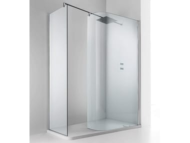 Shower cabin with tray LUXOR 140 A