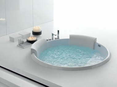 Whirlpool built-in bathtub BOLLA 160