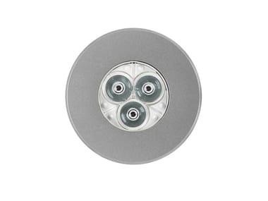 Lampada ad immersione a LED in acciaio inox per fontane MICRO STEEL | Lampada ad immersione per fontane