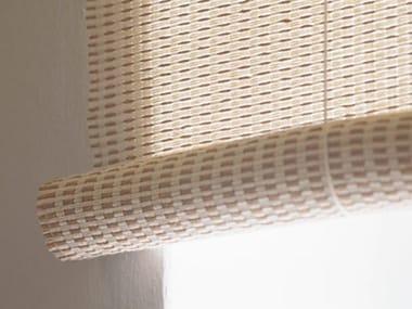 Tenda a rullo filtrante in filati di carta CLASSIC ROLLER BLIND