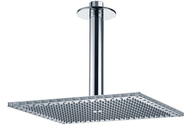 Ceiling mounted overhead shower with arm DREAM RECTANGULAR   Ceiling mounted overhead shower