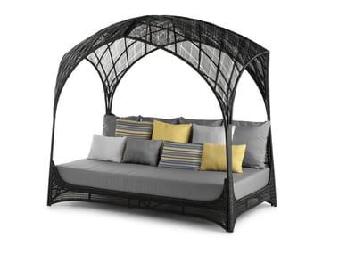 Canopy garden sofa HAGIA | Canopy garden sofa