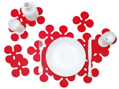 Set de table en plastique ORCHID | Set de table