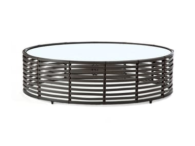 Oval Rattan Coffee Table LOLAH | Coffee Table. KENNETH COBONPUE