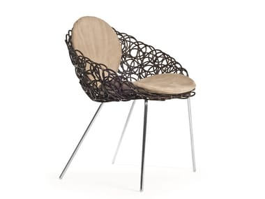 Rattan chair NOODLE | Chair