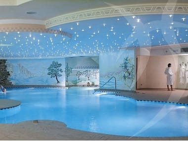 Indoor In-Ground swimming pool Pools