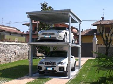 Parcheggio a scomparsa LIFT BOX P2S