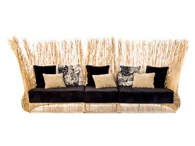 Rattan sofa YODA | Sofa