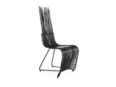 High-back chair YODA | Chair