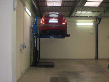 Car hoist and lift LIFT BOX M