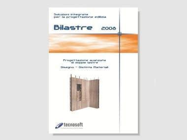 Structural calculation for pre-compressed reinforced concrete BILASTRE