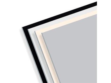 Pannelli per controsoffitto fonoassorbente resistente al fuoco THERMATEX ALPHA
