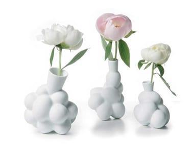 Vaso in porcellana EGG VASE