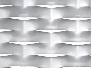 Pierced and stretched sheet metal MARACANÃ