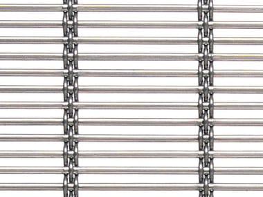 Metal fabric and mesh TRIPLEX