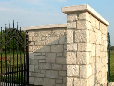 Reconstructed stone wall tiles DOLOMITE