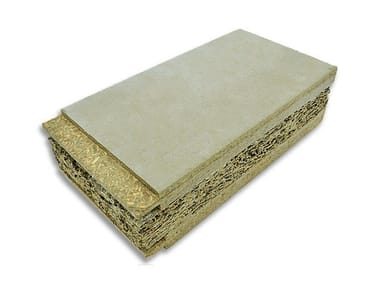 Wood-beton thermal insulation panel BetonWall®
