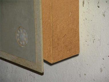 Wood-beton thermal insulation panel BetonTherm®