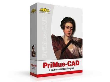 CAD con computo integrato PriMus-CAD
