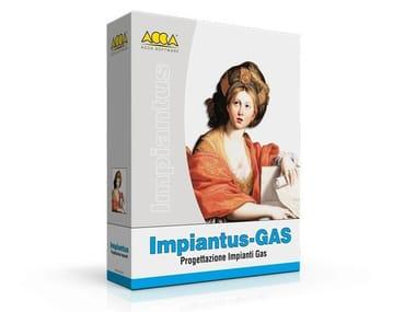 Progettazione Reti GAS Impiantus-GAS