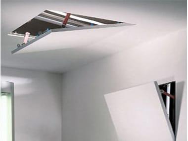 Fireproof inspection chamber BOTOLA DI ISPEZIONE IGNIFUGA