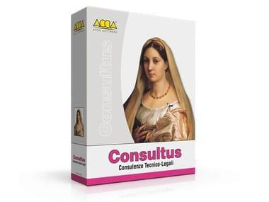 Gestione consulenza, perizia CTU Consultus
