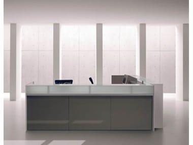 Office reception desk RECEPTION | Office reception desk