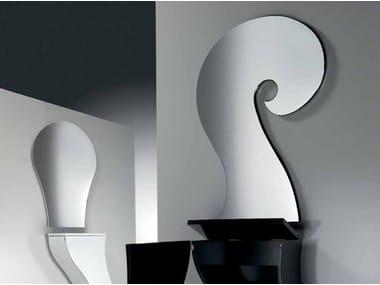 Wall-mounted mirror CONTEMPORARY VISION | Mirror