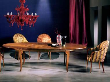 Tavoli in noce stile classico | Archiproducts