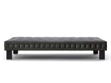 Upholstered bench MATERASSI | Bench