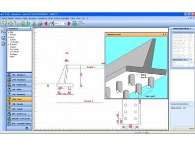 Loadbearing wall calculation CDW Win