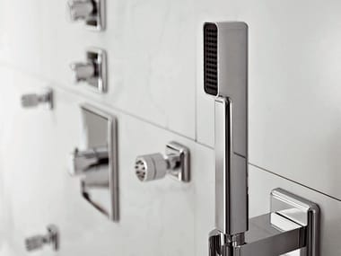Wall-mounted handshower with anti-lime system FARAWAY | Handshower
