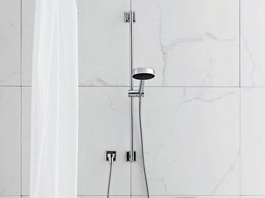 Shower wallbar with hand shower FARAWAY | Shower wallbar