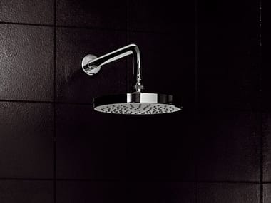 Wall-mounted overhead shower with arm SIMPLY BEAUTIFUL | Overhead shower
