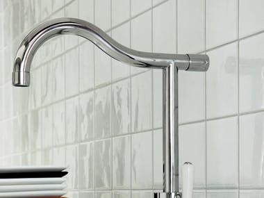 1 hole kitchen mixer tap SHOCK | Kitchen mixer tap