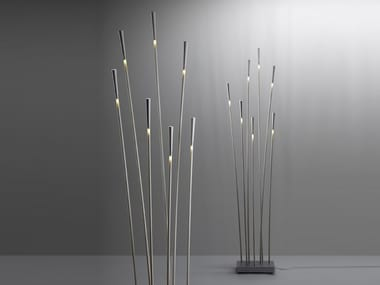 Plastic floor lamp GIUNCO | Floor lamp