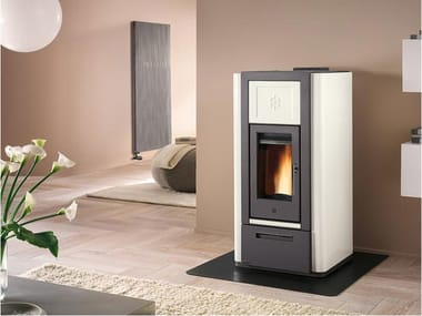 Pellet Heating stove P965 THERMO | Heating stove