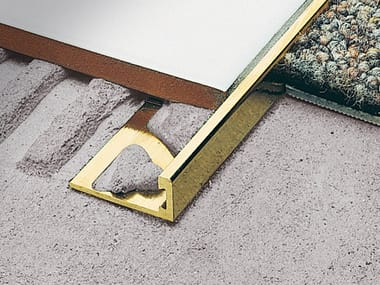 Multipurpose formable floor profiles TRIMTEC TR