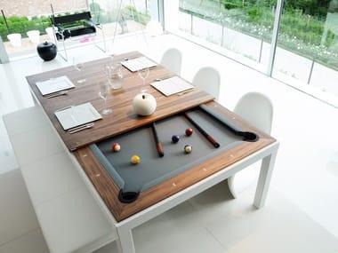 Steel pool table METAL-LINE | Table