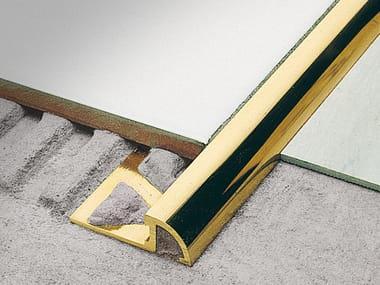 Profili di raccordo pavimenti adiacenti di diverso spessore ROUNDTEC RD | Profilo per pavimento