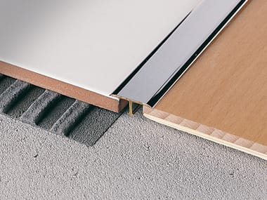 Technical junction for floors at same height COVERTEC SP