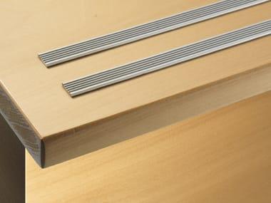 Anti-slip aluminium profile STAIRTEC SW