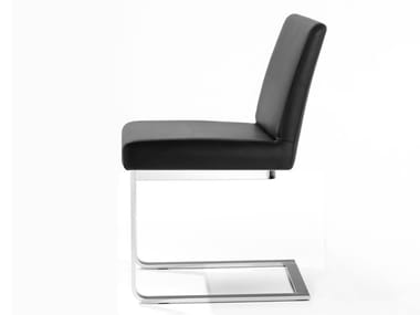 Cantilever chair BEN | Cantilever chair