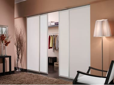 Panel curtain MAGRITTE FRAME SYSTEM®