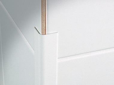 Profili paraspigoli rivestimenti e decorazioni per pareti archiproducts - Paraspigoli per piastrelle bagno ...